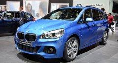 Просторный BMW 2 серии