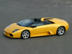 Настоящий бык: Lamborghini Murcielago Roadster