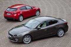 Мазда 3 в новом кузове – возможности автомобиля