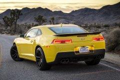 Chevrolet Camaro SS 2016 – «Muscle Car» в современной интерпретации