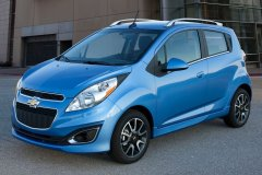Chevrolet Spark – неожиданное преображение
