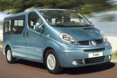 Третье поколение Renault Trafic