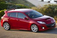 Mazda 3 MPS II поколения