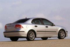 Saab 9-3 Sport Sedan – ваша безопасная дорога