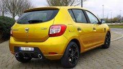 Новый Renault Sandero R.S. свежая версия известного «хетча»