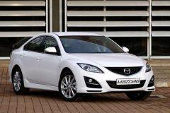 Тест-драйв Mazda 6 2.0