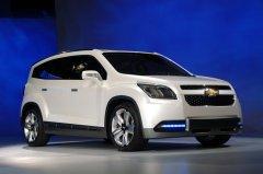 Chevrolet Orlando - первая ориентация на Европу