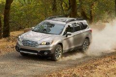 Subaru Outback – изменения в новом поколении