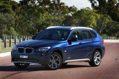 Кроссовер BMW X1 – особенности, опционное, техническое оснащение