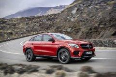 Mercedes-Benz GLE Coupe – особенности, опционное, техническое оснащение