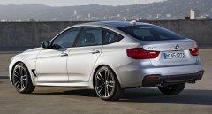 Хэтчбек BMW 3 GT – новые исследования