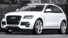 Кроссовер Audi Q5 – динамичный полноприводный quattro