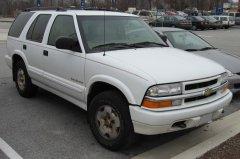 Chevrolet Blazer – недорогое, но качественное авто