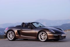 Porsche Boxster - спорткар с сильным характером