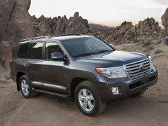 Внедорожник Toyota Land Cruiser 200 – освоенные территории