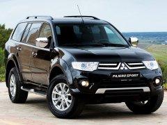 Mitsubishi Pajero Sport: гламурный внедорожник