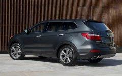 Внедорожник Hyundai Grand Santa Fe – скорость и мощность в покорении консерватизма