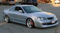 Acura CL купе спортивного типа