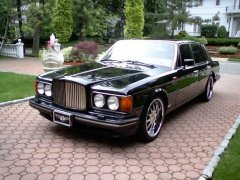 Bentley Turbo - шик в эксплуатации