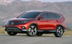 Honda CR-V: в поисках…конкурентов