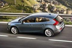Volvo V40 - качественно-новый уровень компактных машин