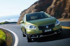 Компактный кроссовер Suzuki SX4 New – модернизированная версия