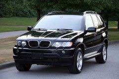 Кроссовер BMW X5 – какая она, культовая модель?