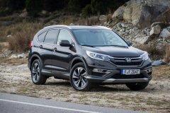 Что нового найдется в Honda CR-V 2015?