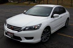 Honda Accord – начало с чистого листа