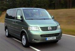 Volkswagen Miltivan: замаскированный лимузин