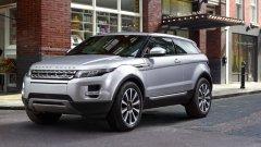 Range Rover Evoque 2014: высокий стиль с 9-ступенчатой коробкой передач