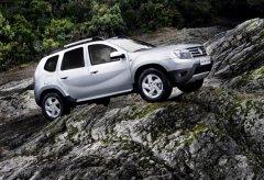 Renault Duster 4x4: теперь бездорожье не помеха!