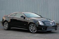 Третье поколение Cadillac CTS-V