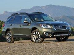 Subaru Outback – один из немногих внедорожных универсалов с полным приводом на мировом рынке