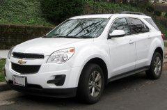 Chevrolet Equinox – маневренный автомобиль, простой в управлении
