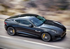 Jaguar F-Type R – среди лидеров турбонаддува