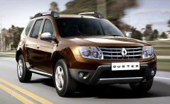 Renault Duster 4x4: удар по бездорожью