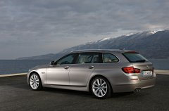 BMW 5-Series Touring VI поколения