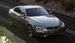 """BMW серия 4 – прибавляем """"единицу"""", добавляем габариты"""