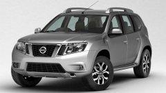 Кроссовер Nissan Terrano III – достойная альтернатива Renault Duster