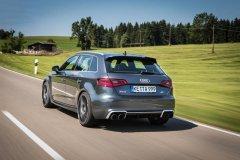 Audi RS3 Sportback попал в руки ABT Sportsline!