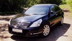 Nissan Teana – приемлемый автомобиль для отечественного рынка
