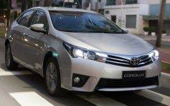 Седан Toyota Corolla