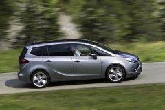 Opel Zafira Tourer – лучший семейный минивэн