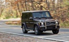 Mercedes-Benz G63 AMG – нестареющий вездеход