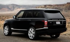 Range Rover - внедорожник премиум-класса концерна Land Rover