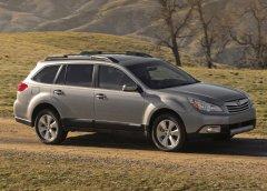 Subaru Outback – универсал с мощностью кроссовера
