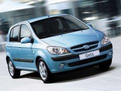 Hyundai Getz – компактность и ремонтопригодность