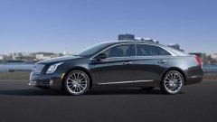 Cadillac XTS: роскошь и безопасность в одном флаконе