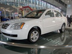 Chery Fora - самый популярный автомобиль разработанный китайцами